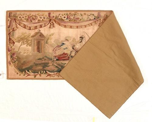 Hand Made Aubusson French Tapestry