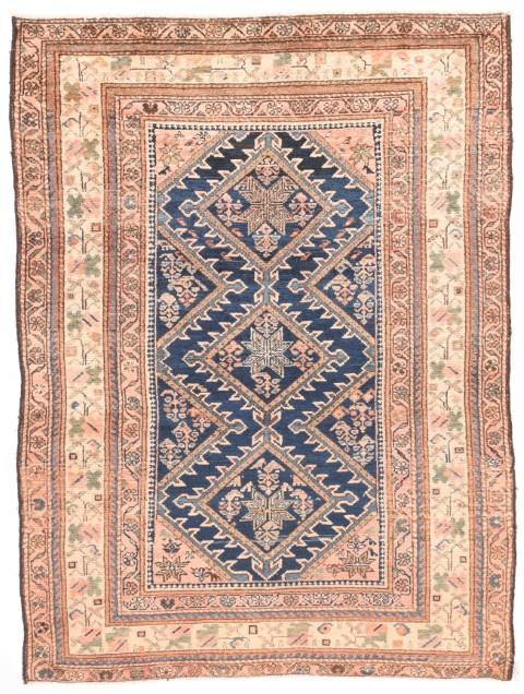 Antique Hand Made Malayer Persian Rug