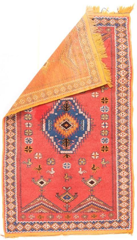 Antique Morrocan Rug