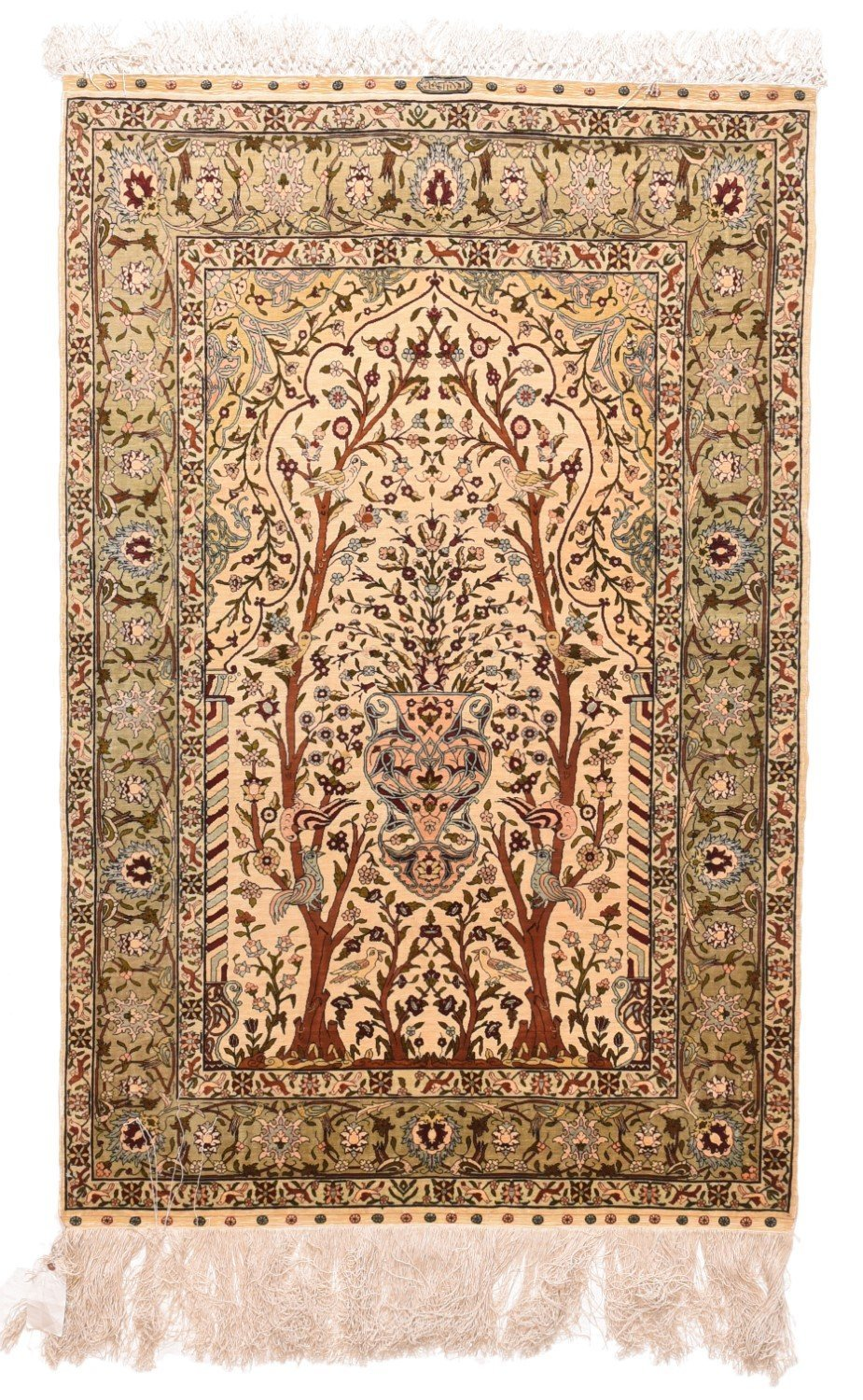 Antique Turkish Herekeh Rug