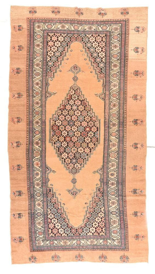Antique Hand Made Sarab Persian Rug