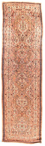 Antique Hand Made Serapi Persian Rug