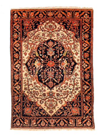Antique Persian Lori Rug
