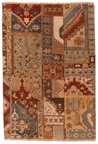 Hand Made Jaipur Pakistan Rug