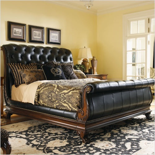Ralph Lauren Clivedon Tufted Bed