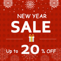 Happy New Year's Toys Sale!