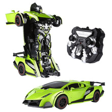 RC Transform Car Robot (2 Colors) - SainSmart Jr.