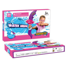 SainSmart Jr. Kids Water Gun Bow with Swimming Goggle, Pink