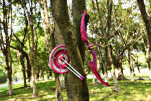 Kids Bow and Arrow with 3 Arrows, Pink - SainSmart Jr.