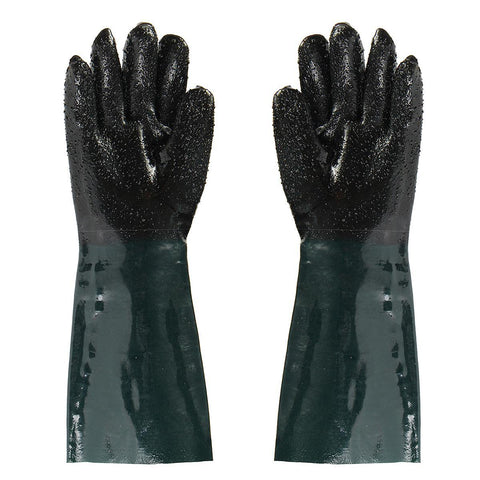 Professional Rubber Sandblasting Gloves