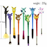 POKéBRUSH: 9-Piece Pokemon Makeup Brush Set