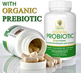 Royal Organica Vegan Probiotic Supplement