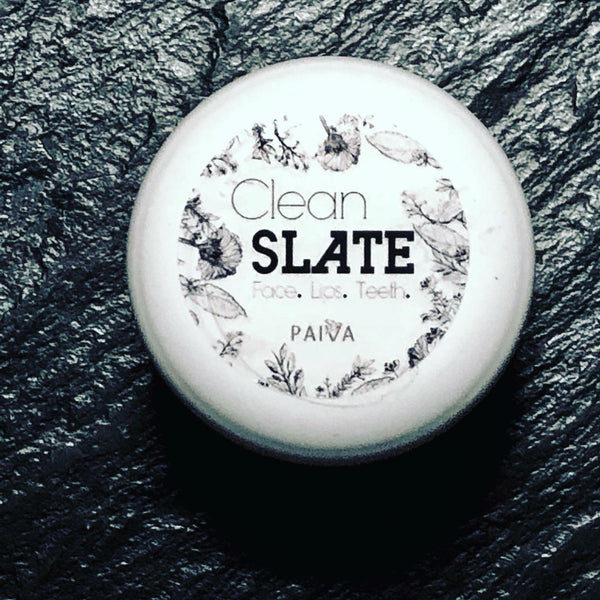 Clean Slate|Mouth & Face Power Powder