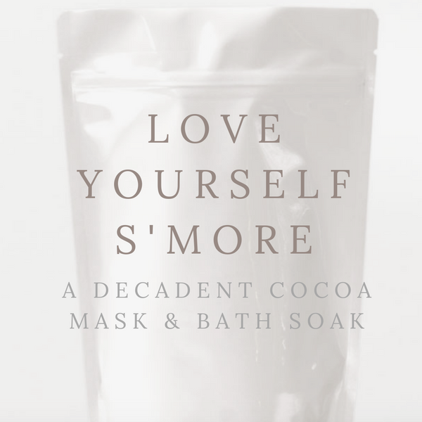 Love Yourself S'More: Face Treatment and Bath Soak