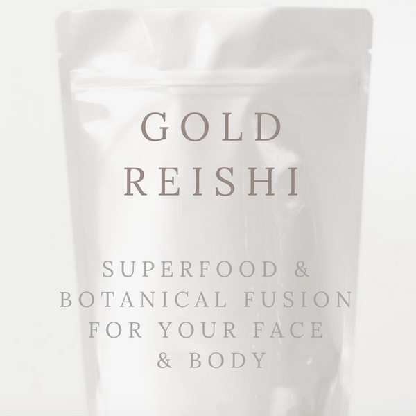 Gold Reishi Treatment Masque & Bath Soak *back in stock!*