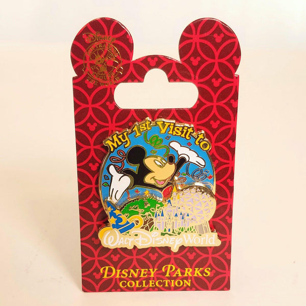 Disney Parks My 1st Visit Walt Disney Pin