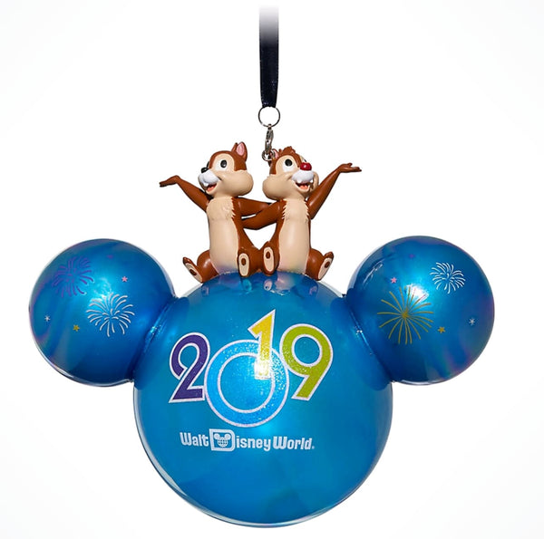 2019 Walt Disney World Ornament