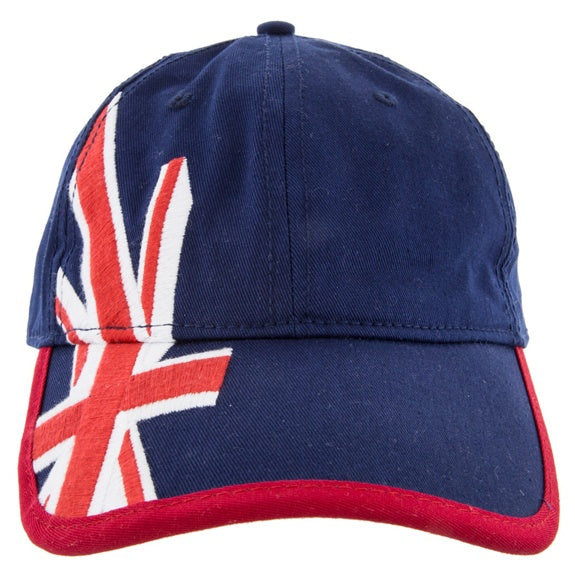 04d4d142a10 Epcot UK Union Jack Flag Baseball Cap – Mickey Monthly