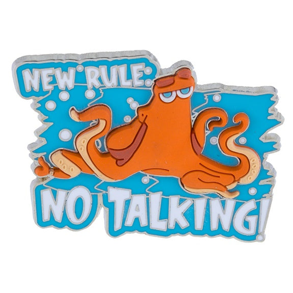 Finding Dory Hank No Talking Pin