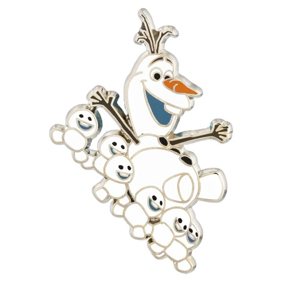 Olaf & Snowgies Pin