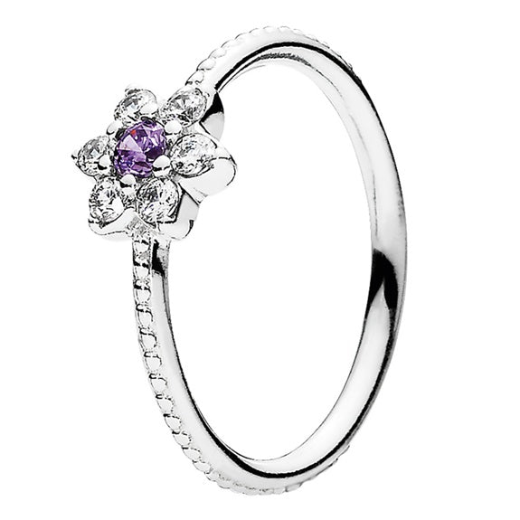 Forget Me Not Ring PANDORA Jewelry