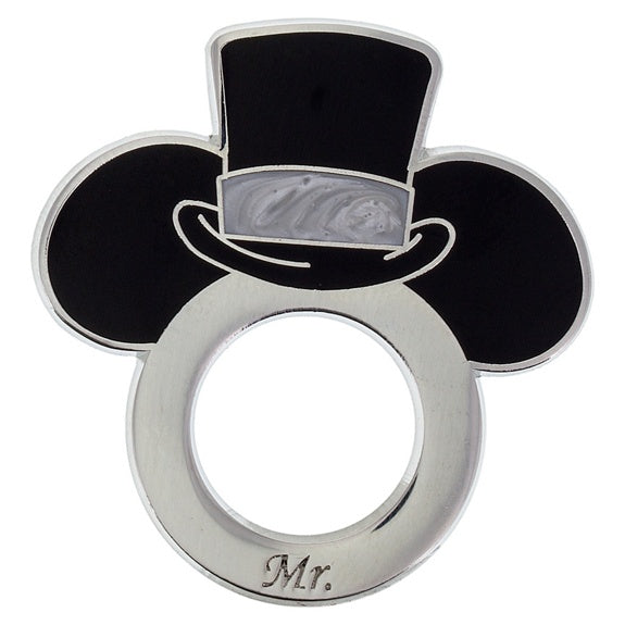 Mickey Mr. Ring Pin