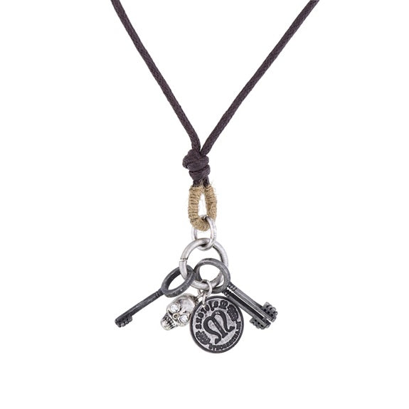 "Pirate Charms 19"" Necklace"