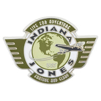 Indiana Jones Plane Pin