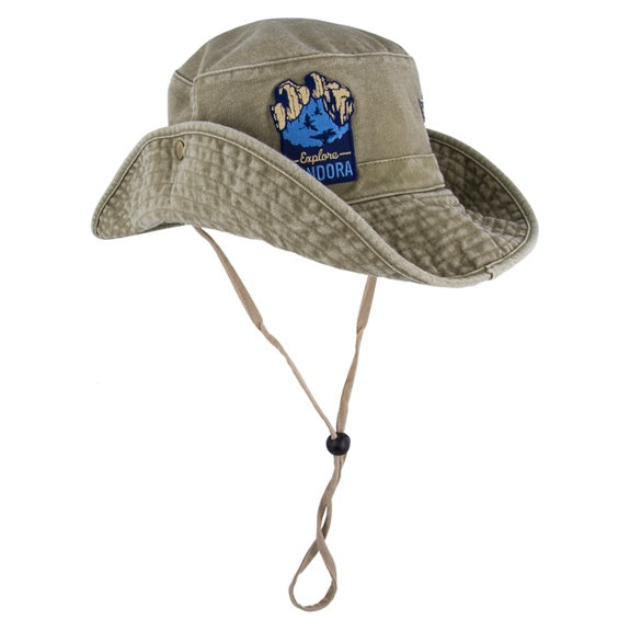 Avatar Patches Bucket Hat