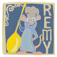 Ratatouille Remy Pin