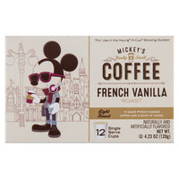 Mickey's Coffee One Cup French Vanilla