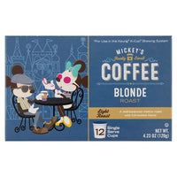 Mickey's Coffee One Cup Blonde Roast