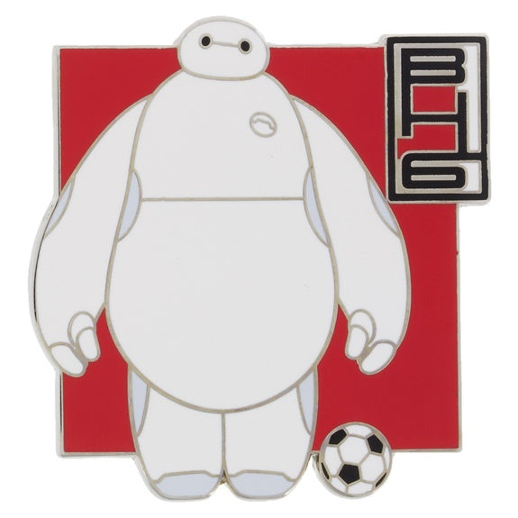 Big Hero 6 Baymax Pin