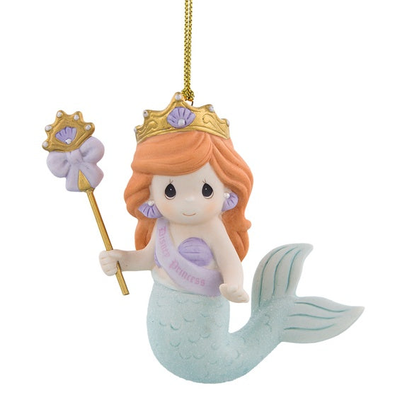 Precious Moments Ariel Ornament