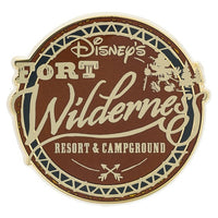 Disney's Fort Wilderness Pin