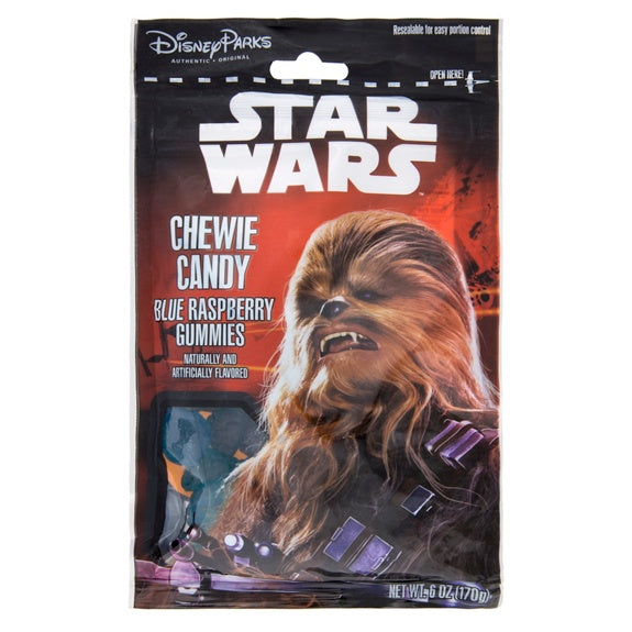 Star Wars Blue Raspberry Gummi Candy