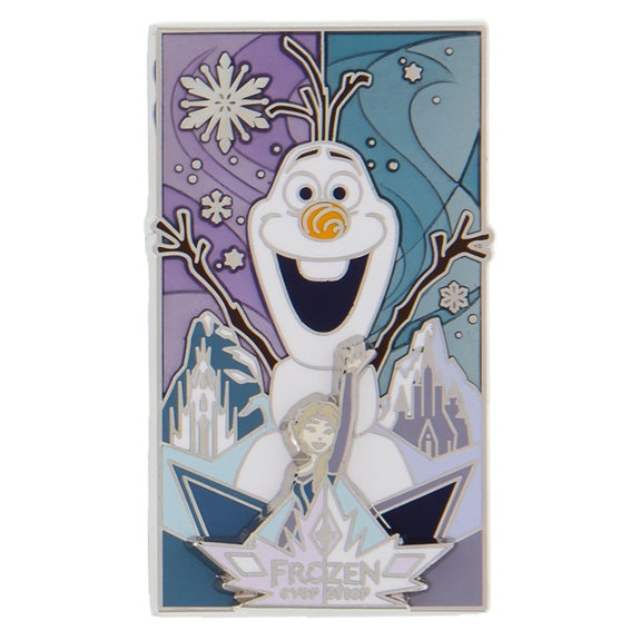 Frozen Ever After Pin