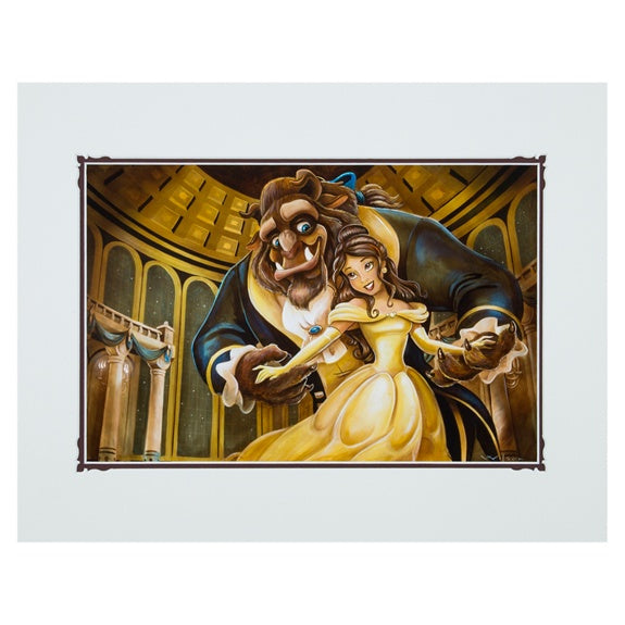 Ballroom Beauty Deluxe Print by Wilson
