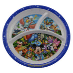Walt Disney World Mickey & Friends Plate