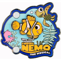 Finding Nemo the Musical Logo Pin