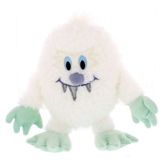 Baby Yeti Bean Bag Plush 7""