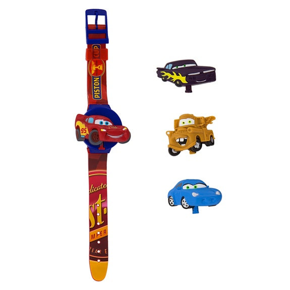 Cars Interchangeable Watch