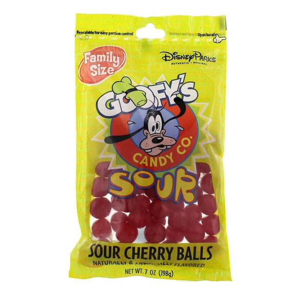 Goofy's Sour Cherry Balls 7 oz
