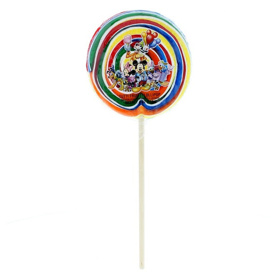 Mickey & Friends Tutti Fruitti Lollipop