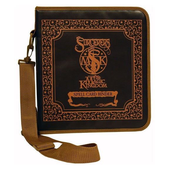 Sorcerers of the Magic Kingdom Binder