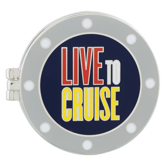 Disney Cruise Line Live To Cruise Pin