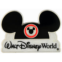 Walt Disney World Ear Hat Logo Pin