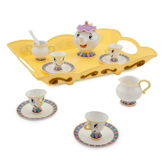Belle Tea Set - Beauty & the Beast