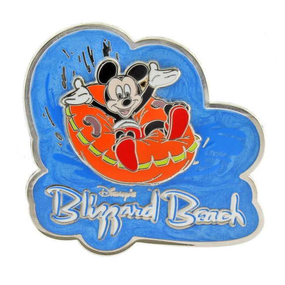 Disney's Blizzard Beach Logo Pin