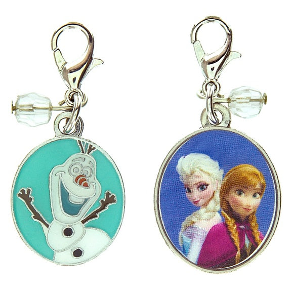 Frozen Character Charm Assorted Styles
